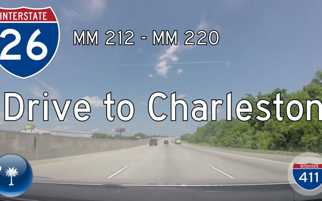 Interstate 26 – Mile 212 – Mile 220 – South Carolina