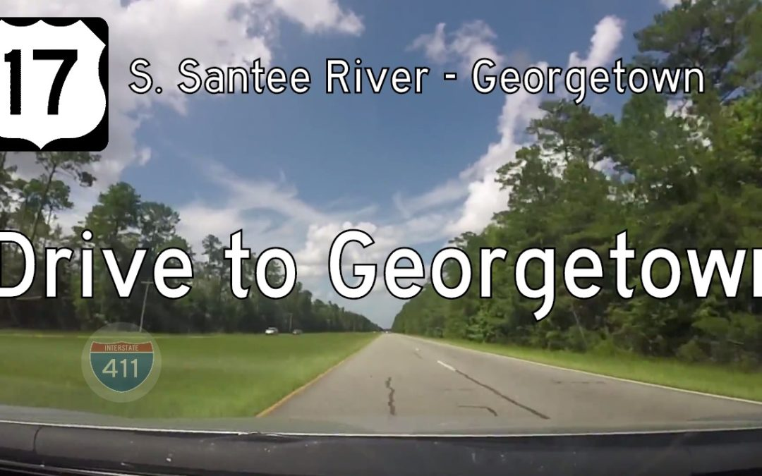 U.S. Highway 17 – S Santee River to Georgetown – South Carolina