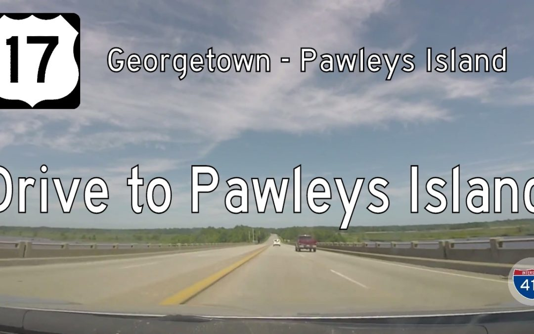 US Highway 17 – Georgetown – Pawleys Island – South Carolina