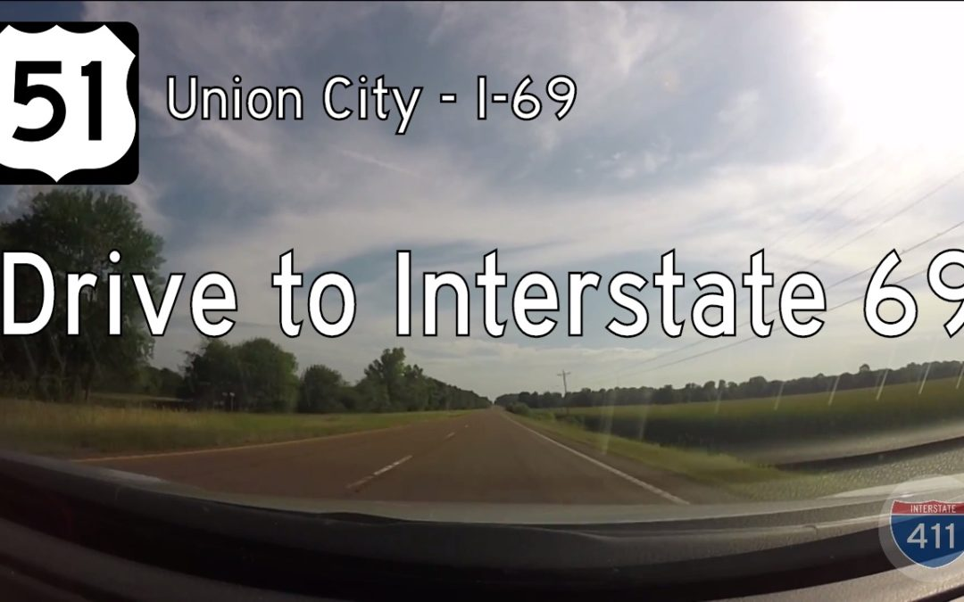 U.S. Highway 51 – Union City to Troy – Tennessee