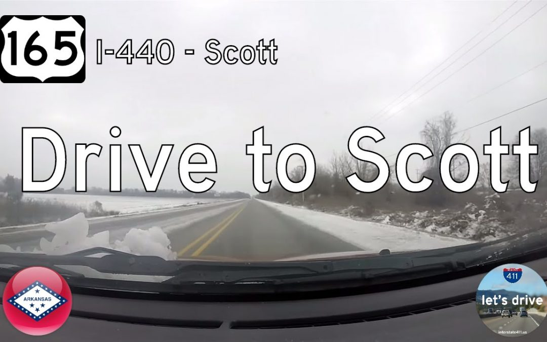 US Highway 165 – Interstate 440 – Scott – Arkansas