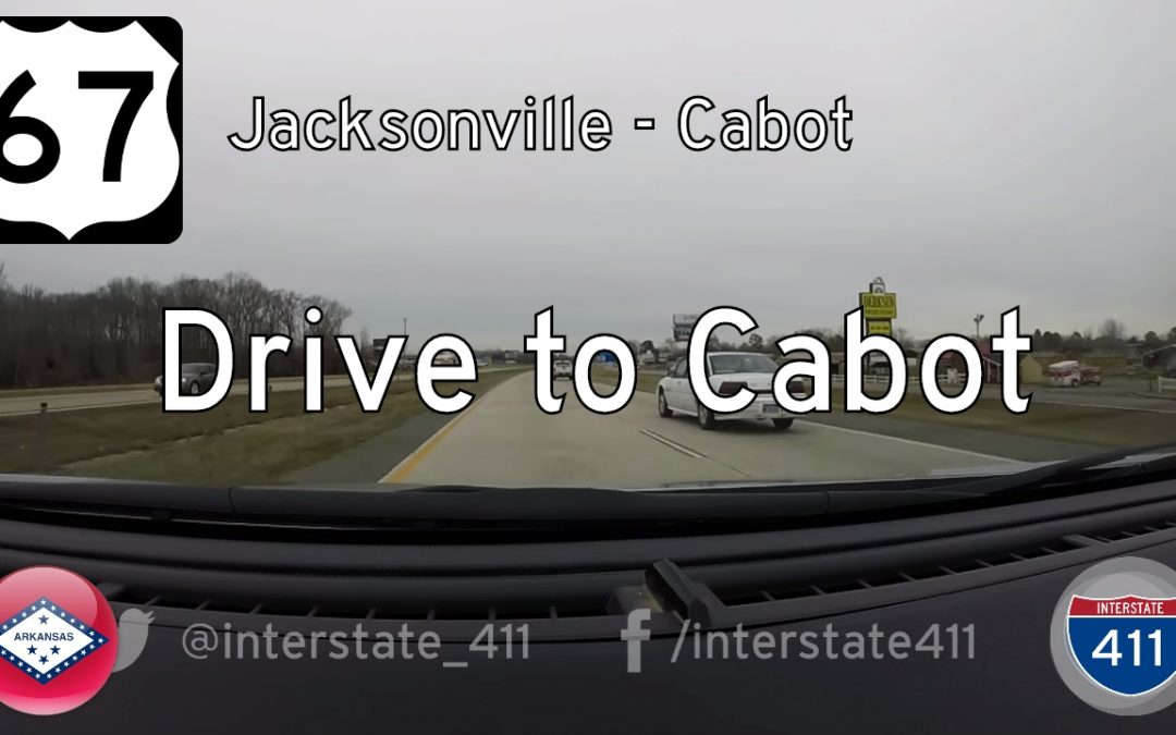US Highway 67 – Jacksonville – Cabot – Arkansas
